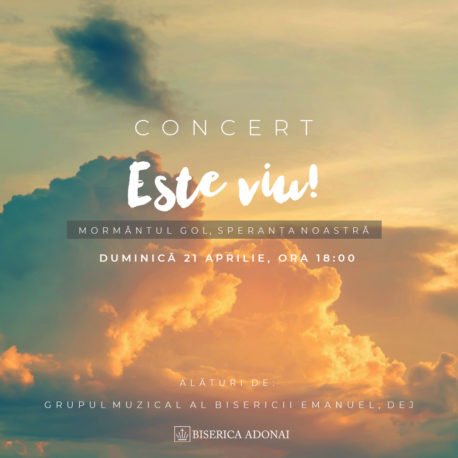 Concert de Pasti
